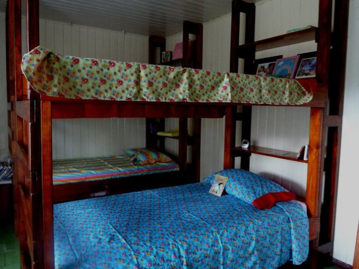The Girl's Bunks x 3